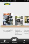 IKEA-App Startseite