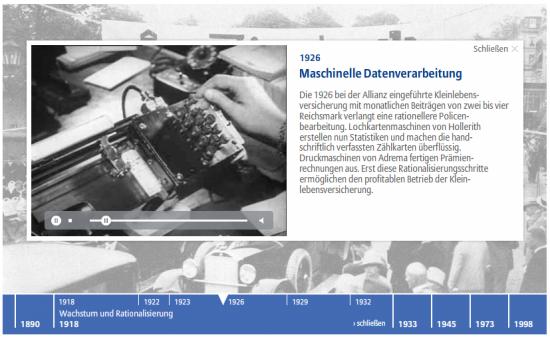 Allianz - Firmenhistorie