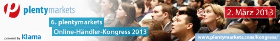 plentymarkets Kongress 2013