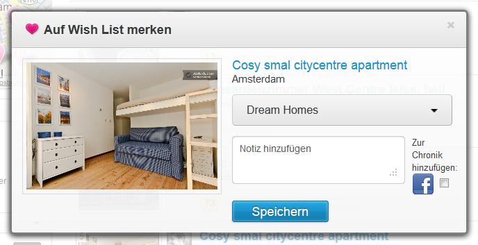 merklisten bei airbnb co gute usability durch unterst tzung des nutzervorgehens. Black Bedroom Furniture Sets. Home Design Ideas