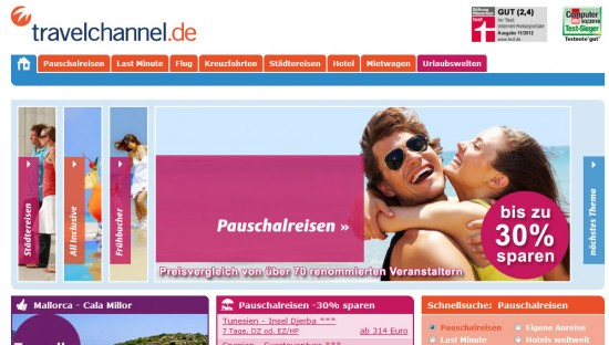Travelchannel.de 2013