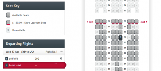 Virgin Australia nummeriert alle Reisenden, um die Zuordnung zu den Sitzplätzen zu vereinfachen
