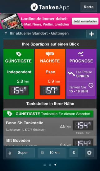TankenApp 3