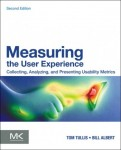 Buchtitel Measuring the UX