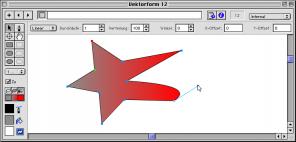 Screenshot Scrollbalken