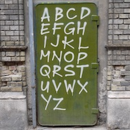 Illustration Alphabet