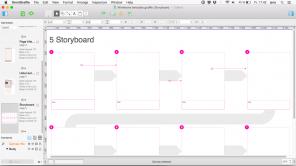 Screenshot Storyboard