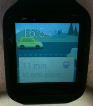 Smartwatch mit Android Wear