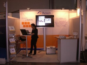 2007: Messe Internet World
