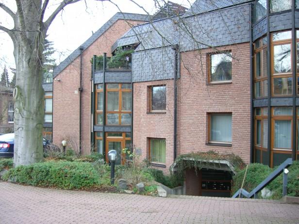 Abbildung 2: neues Büro Göttingen inkl. Usability-Lab, Planckstrasse 23, 37073 Göttingen