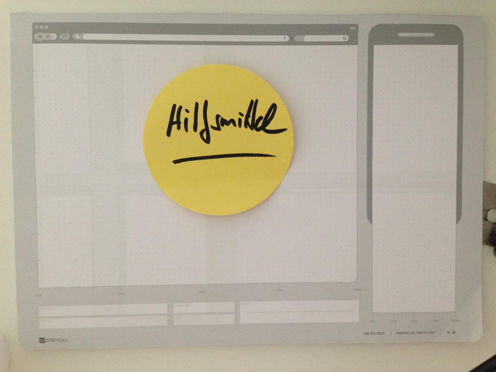 Paper Prototyping - Hilfsmittel zum Zeichnen - usabilityblog.de