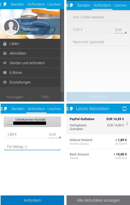 paypal auf konto auszahlen gebühren