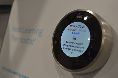 NestLearning Thermostat