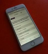 Teilnahme an der Befragung mittels Smartphone