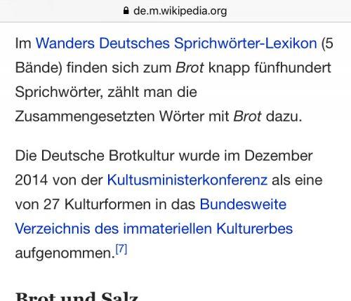 Textverweise sind durch Wikipedia bekannt