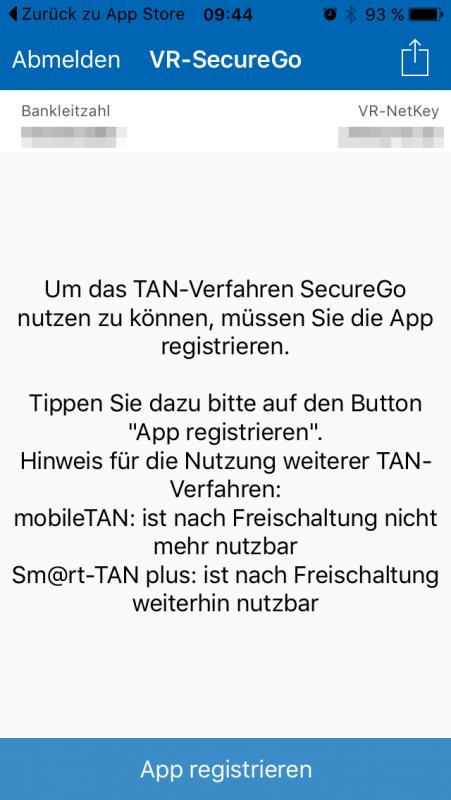 Übersicht TAN-Verfahren