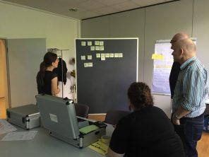 Workshops bringen das Team zusammen