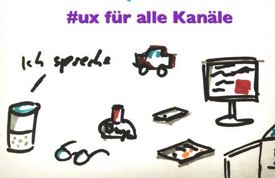 UX für alle Kanäle