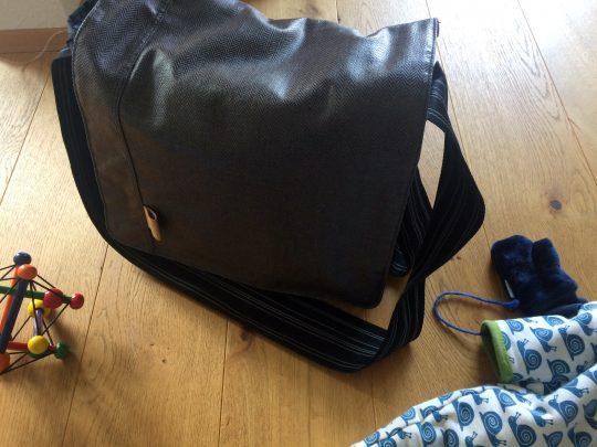 Produkttest Wickeltasche