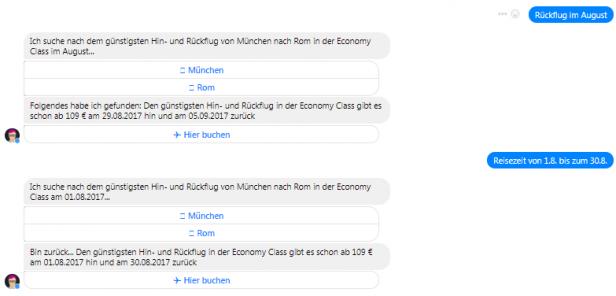 02_Screenshot_Chatbot_Lufthansa_Flugbuchen