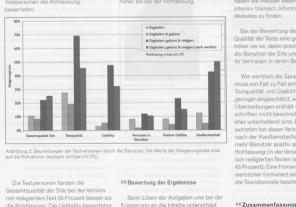 Beispiel Scan wissenschaftliche Veröffentlichung Bildunterschrift