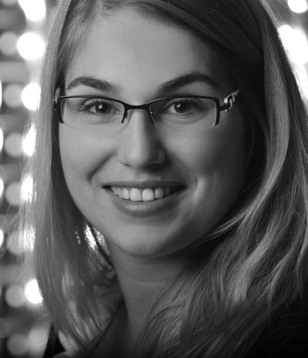 Portrait: Maria Rauschenberger