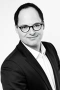 Portrait: Lennart Weber